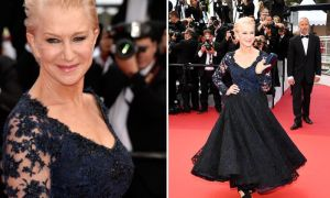 Вечернее платье для женщин 50 лет. Фото и видео о том, как выглядеть элегантно
