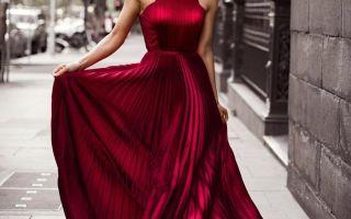 Как выбрать фасон платья