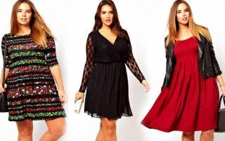 Какие платья подходят полным девушкам: советы стилистов
