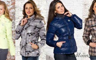 Стеганые куртки весна 2018: женские образы и трендовые фасоны