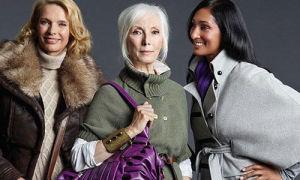 Гардероб женщины после 50 лет: фото-примеры изысканного лука