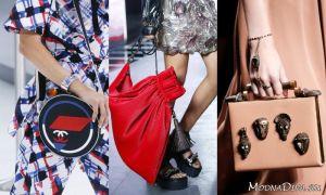 Модные сумки осени 2018: фото ярких тенденций и моделей