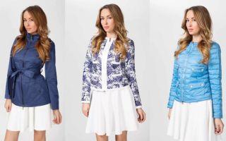 Женская весенняя куртка: какой выбрать фасон, материал и длину?