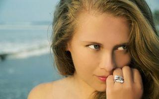 Кольца женские серебряные – просто, дёшево, со вкусом