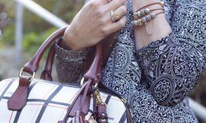 Кожаные браслеты Пандора с шармами — фото удачных сочетаний