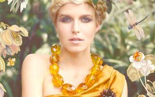 С чем носить янтарь: советы, рекомендации, лечебные свойства камня