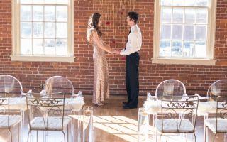 Стили свадьбы 2018 года
