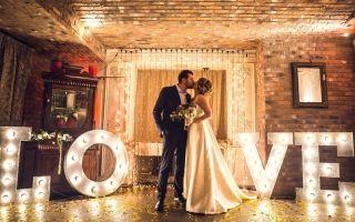 Стили свадьбы 2018: 5 самых актуальных