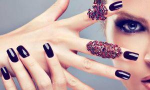 Гель лак (фото ногтей) — мода 2017 и самые модные тенденции