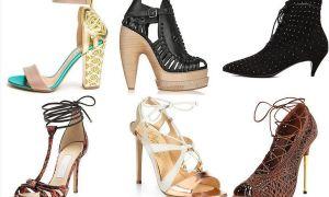 Женские туфли 2017 года: модные тенденции и классические решения от популярных дизайнеров