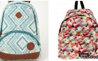 Рюкзаки женские – модные и функциональные вещи
