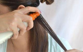 Термозащита для волос какая лучше?