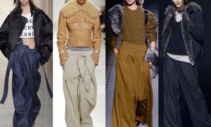 Модные женские брюки на осень 2018: фото новинок этого сезона