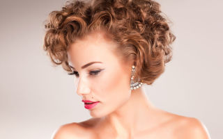 Как делается биозавивка на короткие волосы?