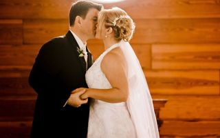 Свадьба после 40 лет – изысканность и элегантность