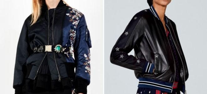 Какие куртки будут в моде осенью 2018?