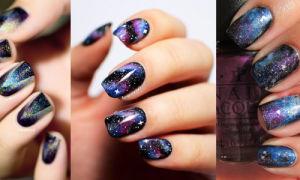 Красивый маникюр 2017: фото стильных ногтей
