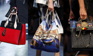 Мода на женские сумки 2018: фото модных новинок этого сезона