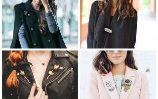 Булавки: как и для чего носить