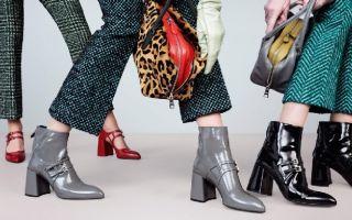 Модная женская обувь весна-лето 2017-2018: ТОП-5 интересных моделей
