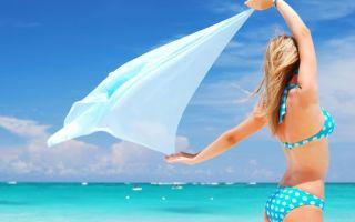Как похудеть перед поездкой на море: готовим тело к пляжному сезону