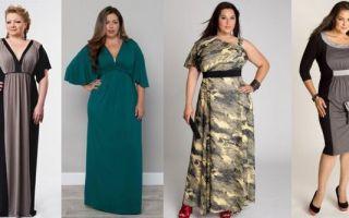 Как подобрать платье на полную фигуру: основные аспекты при выборе