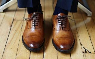 Разновидность туфлей для мужчин в 2017 году: примеры и советы