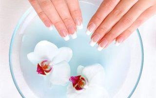 Правильный уход за ногтями для предотвращения неровного рельефа и ломкости