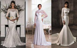 Модные свадебные платья 2017-2018: Новые тенденции ведущих дизайнеров