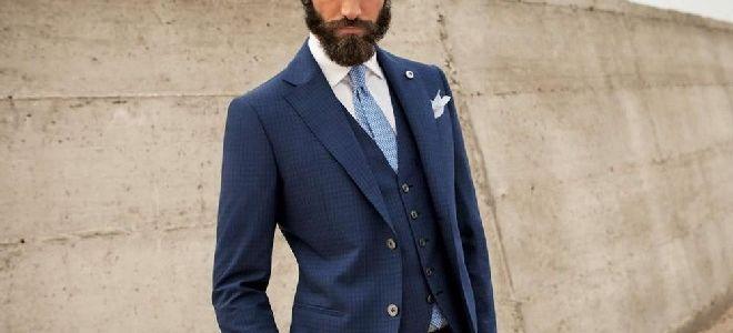 Как выбрать костюм мужской: цвет и правила классики стиля