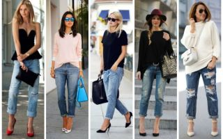 Как носить джинсы: модные советы от ведущих стилистов