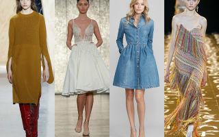 Красивые платья 2017: фото и видео обзоры красивых нарядов