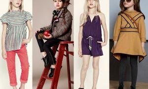 Модная одежда для девочек: главные тренды этого сезона