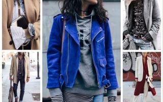 Многослойность в одежде 2018: тренды сезона
