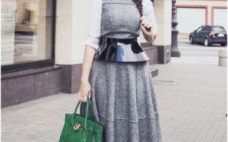 С чем носить зеленую сумку?