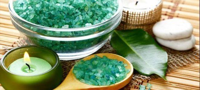 Скраб из морской соли от целлюлита — лучший способ попрощаться с апельсиновой коркой