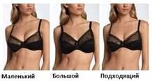 Как выглядит нулевой размер груди фото 528-825