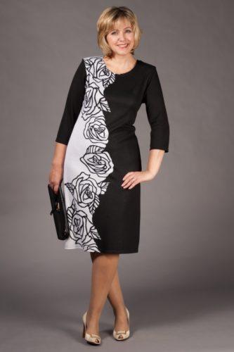 Платье на юбилея 45 лет женщине