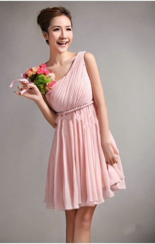 short-bridesmaid-dress