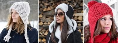Модные женские шапки зима 2017 фото