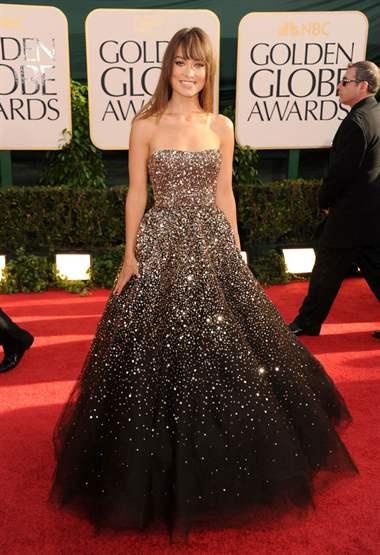 Фото звезд в платьях из