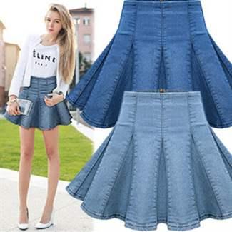 Какие модные юбки для подростков