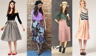 Как всегда носить юбки