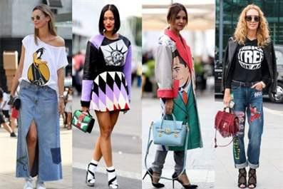 2816776608e Молодежная одежда 2018 фото самых стильных образов и луков сезона ...