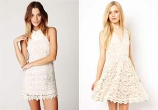 2e1d2855886 С чем носить белое кружевное платье Как создать нежность – Блог о ...