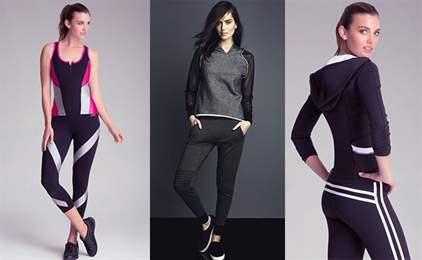 В остальном женская спортивная одежда соответствует последним тенденция  мировой моды и готова к здоровой конкуренции среди стильной одежды. d6195ffd88b