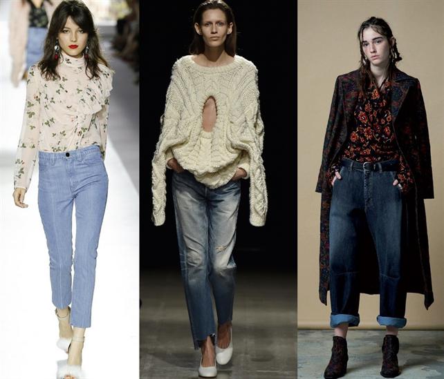 b2d74f5f45b0 Какая одежда для девушек в моде в 2019  фото модных образов и ...