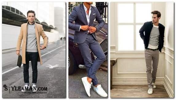 С чем носить белые кроссовки в 2019 году