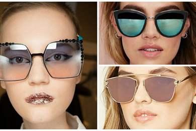Вставить диоптрии в солнечные очки