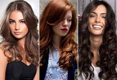 Модные стрижки цвет волос этом сезоне